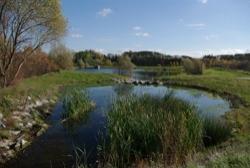 potoky rybníky
