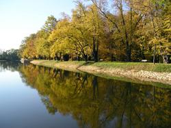 Vodní plochy v Praze